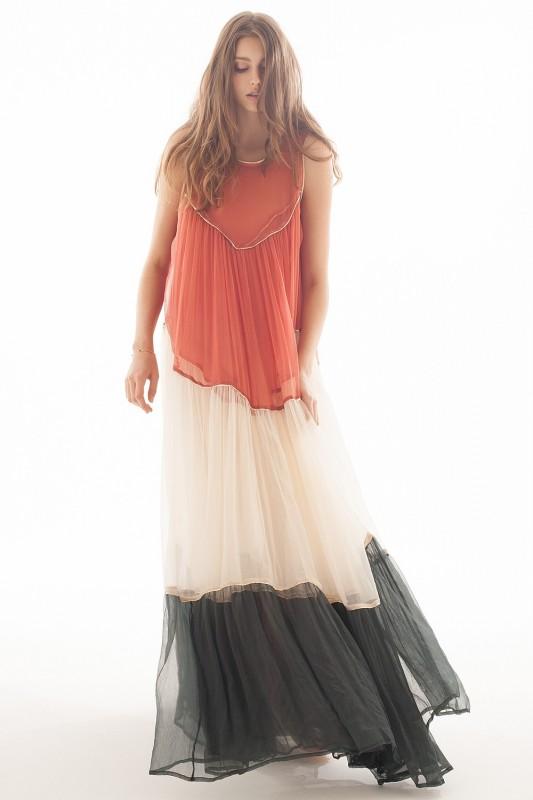 ETOILE dress with Dress Background. Bohemian dress & tunic