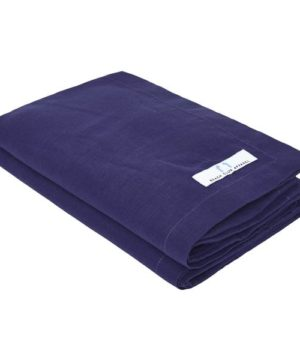 Serviette de plage Midnight Boutique de plage en ligne Blue Cabana